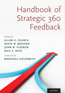 The Handbook of Strategic 360 Feedback